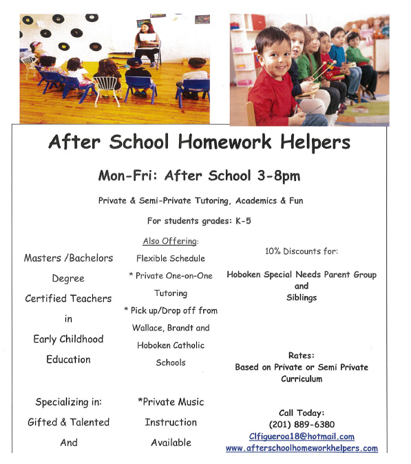 Afterschool / Homework Help Program
