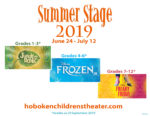 Hoboken Children's Theater SummerStage 2019