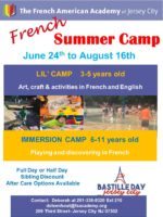 French Immersion Camp